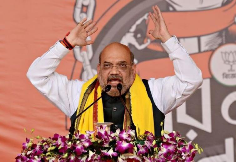 One family's greed for power led to imposition of Emergency: Amit Shah attacks Congress