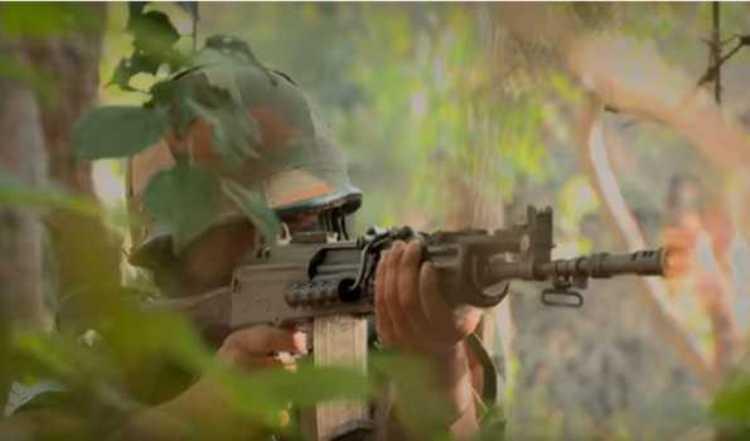 Alert Indian troops foil infiltration bid along LoC in Kupwara