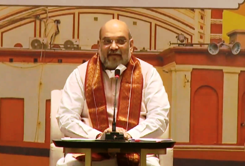Give us one chance, we will build 'Sonar Bangla' in five years: Amit Shah in Bengal