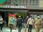 Gujarat: 8 patients die as fire breaks out at Covid-19 hospital in Ahmedabad