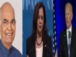 President Kovind congratulates Biden, Kamala on US poll victory