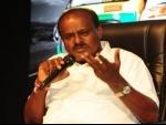 Congress not protectors of Karnataka people: HD Kumaraswamy