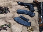 TRF module busted by police in Jammu, AK rifle, pistol recovered