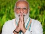 PM Narendra Modi pays tributes to Indira Gandhi on death anniversary