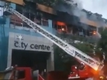 Fire breaks out at Mumbai mall: 2 firemen injured, 3500 people evacuated from nearby building