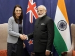 Indian PM Narendra Modi wishes Jacinda Arden over election victory