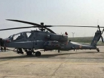 Boeing completes deliveries of 37 advanced military helicopters to Indian Air Force