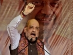 People giving anti-India slogans will be behind jail: Amit Shah in Bihar