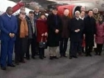 Jammu: 25-member foreign delegation arrives to assess situation