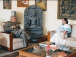 West Bengal CM Mamata Banerjee meets Guv Jagdeep Dhankhar