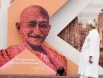 Naveen Patnaik launches Gandhi Peace Centre at Bhubaneswar