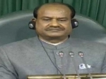 Improper to question Chair outside House: Speaker Om Birla