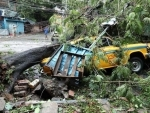 High-powered central team begins surveying Amphan-hit areas in West Bengal
