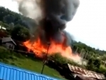 Fire at school in Nagaland's Dimapur, 4 injured