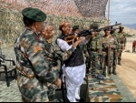 Rajnath Singh in Srinagar to review security situation at LoC, hinterland in J&K