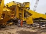 Visakhapatnam shipyard crane accident: 11 people dead, several hurt