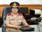Major General Sonali Ghosal assumes charge of ADG Military Nursing Service