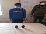 Terrorism: Jammu police arrest man with grenades, averts terror attack