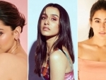 Deepika Padukone, Shraddha Kapoor, Sara Ali Khan at NCB office for questioning over drug case