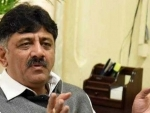 Alleged corruption case: CBI officials raid Congress leader DK Shivakumar's premises