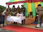 BSF helps villagers of Assam-Meghalaya border