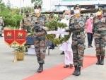 Terrorist attack in Manipur: Mortal remains of Assam Rifles jawan reach Guwahati airport