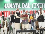 Nitish Kumar appoints close aide RCP Singh as JD(U) chief