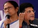 Piyush Goyal slams Mamata's arrangement of 105 trains for migrants, says WB needs more