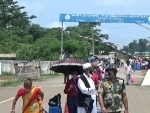 124 people stranded in Bangladesh due to lockdown return to India