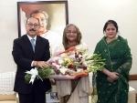 Indian Foreign Secretary Harsh Vardhan Shringla visits Bangladesh