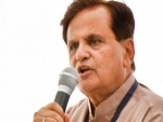 Congress leader Ahmed Patel tests Covid-19 positive