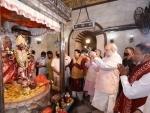 Amit Shah slams Mamata govt over 'appeasement politics' offering prayers at Dakshineswar Temple