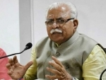Khalistan sympathizers use farmers' protest to promote their separatist agenda, says Haryana CM Manohar Lal Khattar