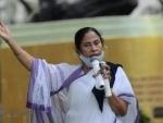 'Today I am a Dalit': Mamata Banerjee protesting against Hathras fatal gangrape