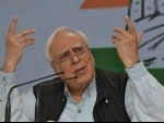 Congress leader Kapil Sibal slams Rahul Gandhi over 'collusion with BJP' accusation