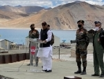 Indian soldiers never crossed LAC: New Delhi rubbishes Beijing's claim of trespassing at Pangong Lake