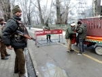 Army foil Pakistan's attempt to push in arms into Kashmir, war-like stores recovered
