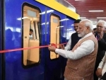 PM Modi to inaugurate India's first-ever driverless train operations on Delhi Metro's Magenta Line on Monday
