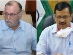 Delhi Lt Guv blocks AAP govt move as part of Unlock 3