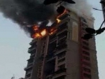 Fire breaks out at Mumbai high-rise