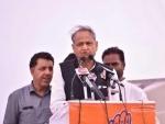 Rajasthan CM Ashok Gehlot writes to PM Modi alleging attempts to destabilise his govt