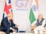 Prime Minister Narendra Modi speaks with Boris Johnson, discusses challenges posed by COVID-19 pandemic