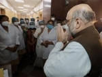 COVID-19: Union Home Minister Amit Shah discharged from AIIMS