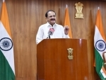 Vice President Naidu expresses hope of an early, reasonable solution to the farmers' issues