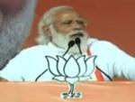 They don't want you to chant Jai Shree Ram, Bharat Mata Ki Jai: Narendra Modi tells while campaigning in Bihar
