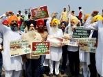 Delhi farmers and Khap leaders support Bharat Bandh