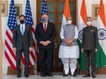 India-US sign BECA during '2+2 Dialogue'