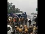 Farmers Protest: Ambala man who turned off water cannon charged with attempt to murder