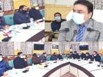 Jammu and Kashmir: DLRCC meeting held at Kupwara