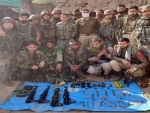 Jammu and Kashmir: Arms, ammunition seized near LoC in Poonch